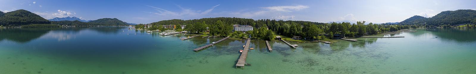Urlaub am Klopeiner See